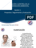 Evaluación y Control de La Contaminación Ambiental Sesión 1
