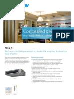 FXSQ-A Concealed Ceiling Unit UKEPLEN15-945 Tcm511-393388
