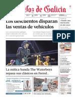 La Voz 26-08-2018