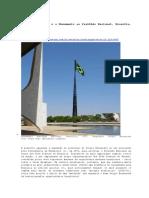 Sergio Bernardes e o Monumento Ao Pavilhão Nacional