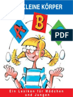 Kleine Koerper ABC