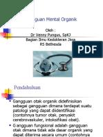 gangguan mental organik(Dokter).ppt
