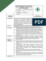 9.1.2.3 Sop Indikator Mutu Klinis Dan Pemberi Layanan Klinis - For Mergenn