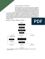 Proceso de Tostación y Sinterización