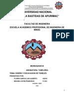 TUNELERIA TRABAJO DISEÑO Y CONSTRUCCION.docx