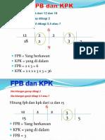 APLIKASI FPB KPK