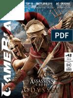 Revista GameBlast - No 42 - 2018-09