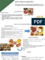 11. Dieta Controlada en Glucidos