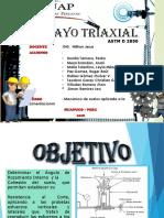 Diapositiva Modificada Ensayo Triaxial Final