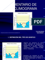Power Point Comentario de Un Climograma