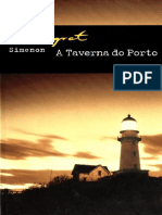 Georges Simenon - A Taverna do Porto