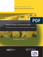 (Postharvest Biology and Technology Book Series) Ranjeet Kumar-Insect Pests of Stored Grain _ Biology, Behavior, And Management Strategies-Apple Academic Press (2017)