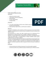 Salud Organica-Caldos Minerales