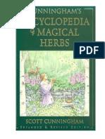 L'encyclopédie des herbes magique