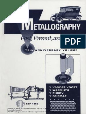 Stp1165 Eb 1415051 1 Pdf X Ray Crystallography Applied And Interdisciplinary Physics