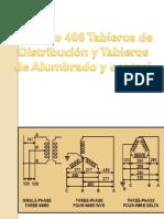 1a Art. 408 Tableros