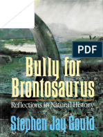Bully for Brontosaurius