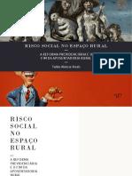 Arrais - Risco Social No Espaço Rural