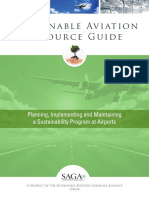 Sustainable Aviation Resource - Fin