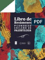 1 Congreso Paleontologia Chile