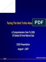 Oil and Natural Gas 7-31-07