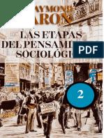 Aron - Las Etapas Del Pensamiento Sociologico II-Durkheim-Pareto-Weber.pdf