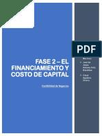 FASE 2 Factibilidad de Negocios 1