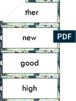 parts of speech ready to print