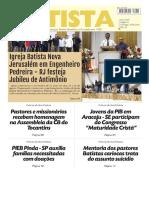 O Jornal Batista 39 - 30.09.2018
