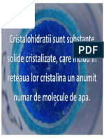 cristalohidrati
