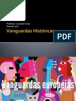 Vanguardas Históricas