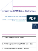 Linking the dames