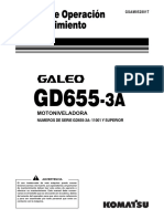 o&m Gd655 Series 11001-Up