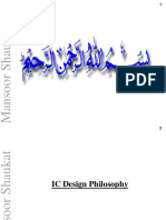 B 20160919 IC Design Philosophy