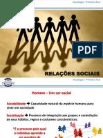 PROCESSOS SOCIAIS