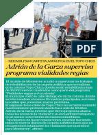 05-10-18 Adrián de la Garza supervisa  programa vialidades regias