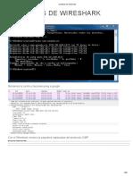 Practicas de Wireshark – Basico