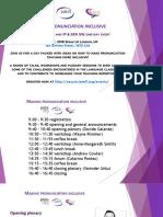 October 27 Event Flyer