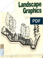REID, Grant W. Landscape Graphics. New York Whitney Library of Design, 1986