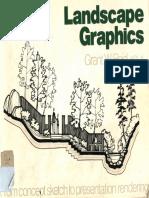 REID, Grant W. Landscape Graphics. New York Whitney Library of Design, 1986