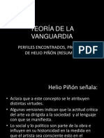 6b8644_integrador 1. Teoría de La Vanguardia. Resumen