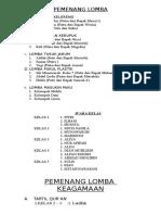 Contoh Proposal Kegiatan Ksm
