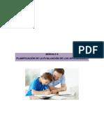 Evaluacion Del Aprendizaje MODULO 4