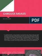 GANGLIOS BASALES