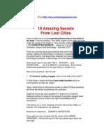 Ten Secrets