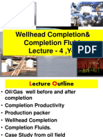 Updated Lecture 4 Well Completionfluids