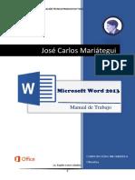 Manuald de Word