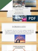 Contaminación Del Aire Exposicion