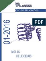 Catalogo Molas Helicoidais