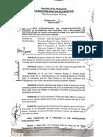 PASIG F.O.I. ORDINANCE [Final & Approved Version]